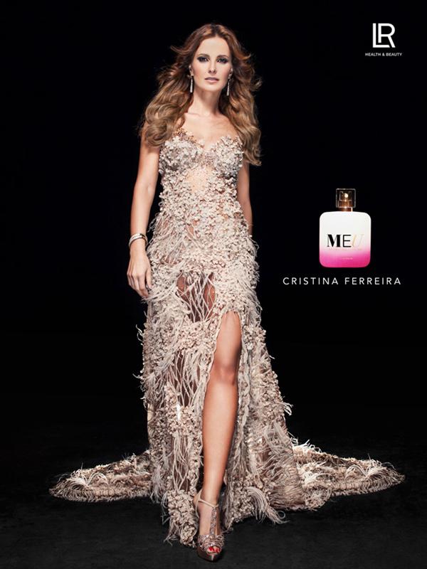 Meu · Cristina Ferreira Perfume